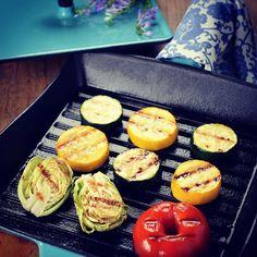 烤蔬菜#delicious #instagood #yummy #food #like4like #flambo #富蘭鍋