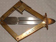 Waffen SS Paratroopers | German Nazi Waffen SS Paratrooper folding knife