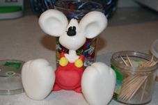 Mouse - Cake Decorating Tutorials (How To's) Tortas Paso a Paso