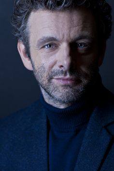 Michael Sheen - kinda have a little crush on him now.