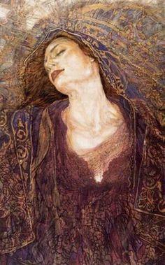 Art by Gustav Klimt
