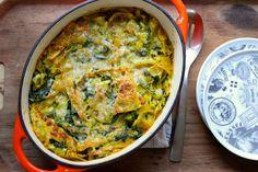 Dinner Deal: One-Pot Broken Florentine Lasagna. A great budget meal!