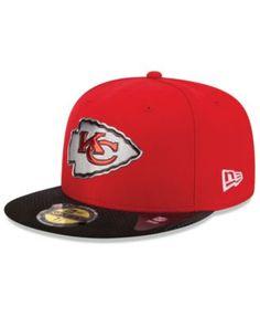 New Era Kansas City Chiefs 2015 Nfl Draft 59FIFTY Cap Kansas City Chiefs f24024c86b65