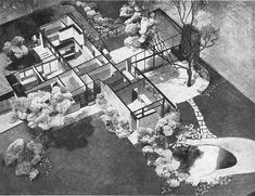 Case Study House #6: Neutra's Study in Outdoor Living - Home