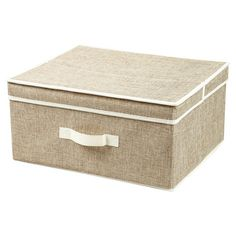 "Lotus 16"" Storage Box at Joss & Main"