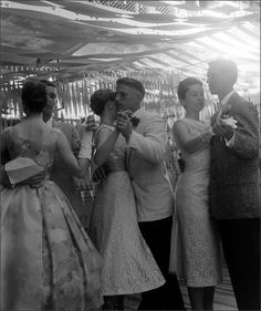 Prom in Creston, Iowa Francis Miller