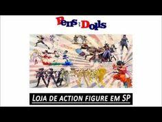 Loja de action figure em SP - Pens and Dolls