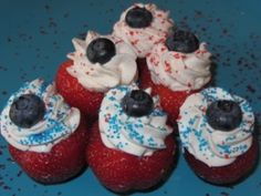15 Fun Foods for 4th of July - FamilyCorner.com