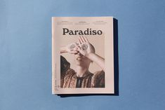 Paradiso – Issue No. 03 on Behance