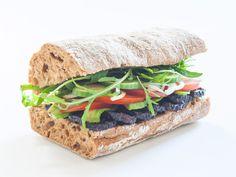 veganes Sandwich mit Bärlauch und Avodaco - Einfaches Bärlauch-Rezept zum selber machen - The Vegetarian Diaries