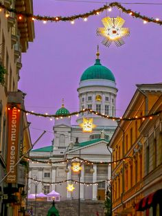 Helsinki Cathedral, Finland   Flickr - Photo Sharing!