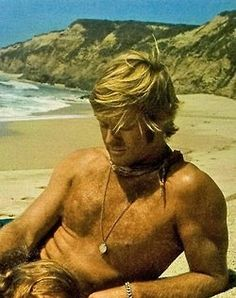 ROBERT REDFORD - LITTLE FAUSS AND BIG HALSY, 1970