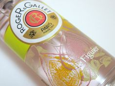Perfect summer perfume! Roger Fleur de Figuier