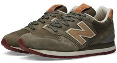 New Balance 'Made in the USA' sneakers. #menswear #footwear