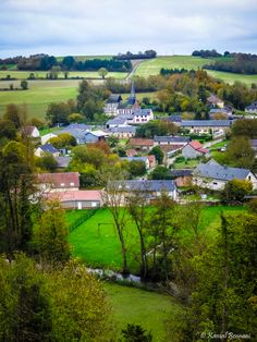 Guizancourt, Picardy, France.