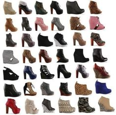for the love of shoes :D