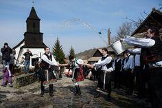 Easter festival in Hollókő #Hungary