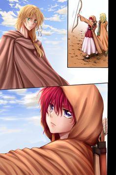 Manga Akatsuki no Yona Capítulo 90 Página 21