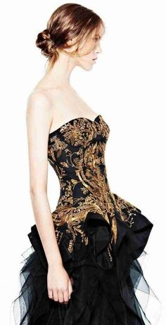 57b138c961   Evening Dress  Evening Gown  Splendid Evening Dress Design  Fashion  Designer