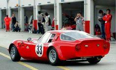 1965 Alfa-Romeo TZ2 Zagato