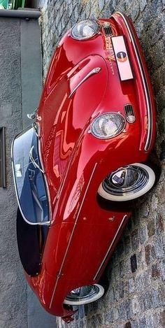 Porsche 356 Speedster, Porsche 928, Porsche Sports Car, Porsche Cars, Volkswagen Bus, Vw Camper, Vintage Porsche, Vintage Cars, Porsche 356 Replica