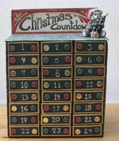 Classes Advent Calendar
