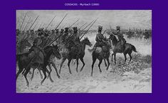 NAPOLEON BY SOULADREAM: RUSSIAN COSSACKS - DREADED WOLVES WITH LANCES