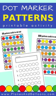 printable patterns activity for preschool and kindergarten. Fun pattern worksheets for preschoolers.Free printable patterns activity for preschool and kindergarten. Fun pattern worksheets for preschoolers. Pattern Worksheets For Kindergarten, Patterning Kindergarten, Teaching Patterns, Math Patterns, Kindergarten Math Activities, Preschool Learning, Kindergarten Worksheets, Math Activities For Toddlers, Time Activities