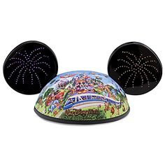 Light-up Storybook Disney World Ear Hat - added to my WDW shopping list!