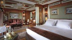 Sonesta St George Nile cruise Royal suite