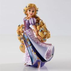 WALT DISNEY SHOWCASE Tangled Figurine Couture de Force Princess 4037523 RAPUNZEL
