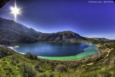 GREECE CHANNEL | Lake Kournas IN cRETE by ben rigas on 500px
