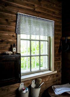 harmaa kappa Valance Curtains, Diy And Crafts, Knit Crochet, Home Decor, Baby, Decoration Home, Room Decor, Ganchillo, Baby Humor
