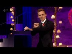 Loki aka Tom Hiddleston dancing on Chatty Man -- I've come to the conclusion that this man just wants to go on talk shows so he can dance. I can imagine him dancing on set, in costume, as well. Tom Hiddleston Dancing, Tom Hiddleston Loki, Facepalm Meme, Chatty Man, Avengers, I Love Him, My Love, Thomas William Hiddleston, Vincent Cassel