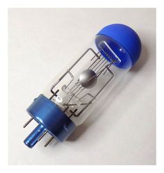 500w Projector Bulb Works Sylvania Tru Focus With Box