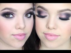 Urban Decay Naked 3 Makeup Tutorial - doing this look paired with a pink baby doll-esque dress to attend an event this weekend Mac Eyeshadow, Eyeshadow Looks, Eye Makeup Tips, Beauty Makeup, Kiss Makeup, Hair Makeup, Tom Ford Makeup, Makeup Tutorials Youtube, How To Apply Eyeliner