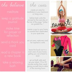 Believe in yourself & nourish your soul with these hot tips - Move Nourish Believe