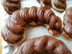 Christmas Sweets, Christmas Baking, Christmas Cookies, Czech Recipes, Waffle Iron, Sweet Life, Food To Make, Tart, Sausage