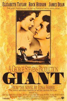 Gigante (1956) Español | DESCARGA CINE CLASICO