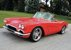Chevrolet Corvette 1962 front