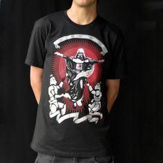 Dark Lord - Darth Vader - Star Wars T-shirt, via Etsy.