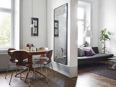 Un pequeño y elegante apartamento