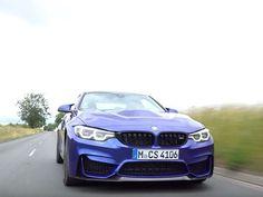 BMW M4 GTS.