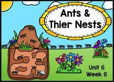 FREEBIE! This is an ActivBoard activity to accompany Scott Foresman's Reading Street Unit 6, Week 6: Ants & Their Nests. This includes the first day of a five day lesson with multiple activities for each day that include letter recognition, rhyming words, blending sounds and words, high-frequency words, grammar activities, journal activities, games, comprehension activities, and more.