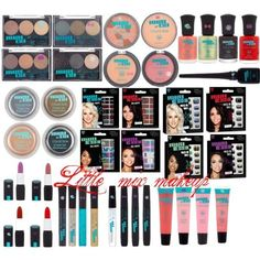 Little Mix makeup collection Little Mix Merchandise, Little Mix Outfits, Makeup Tips, Makeup Products, All Things Beauty, Makeup Collection, Sephora, Eyeshadow, Make Up
