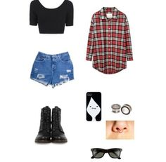 Cute summer outfit for teens. ;) - http://www.my-fashion24.com/cute-summer-outfit-for-teens/