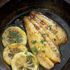 La sole meunière et ballotine | food | Pinterest | Cuisine, Chefs and ...