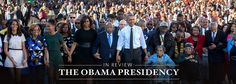 Yes We Can: Your Most Memorable Moments from the Obama Presidency -- Americans and people from around the world reflect on moments that meant the most to them.
