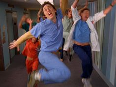 I think Scrubs is one of those series that leaves a mark in your life.I'm writing this post because I want to share with you my top 3 quotes from this show:
