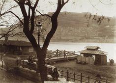 Századfordulós korzózás a Duna-parton Hidden Places, Budapest Hungary, Tao, Bristol, Old Photos, Beautiful Places, City, Plants, Travel